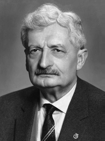 20世纪50年代的奥伯斯(1894 –1989)