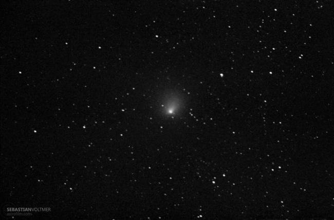 1996年7月21日的海尔波普彗星